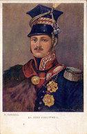 Pologne - KS. JOZEF PONIATOWSKI - A .Setkowiez - - Polen