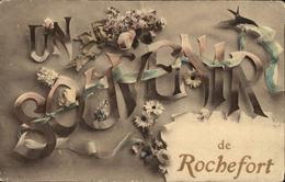 17  Un Bonjour De ROCHEFORT - Rochefort