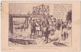 76. Etablissement Du Port Du HAVRE Par François 1er - Le Havre