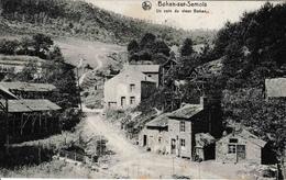 Bohan-sur-Semois Un Coin Du Vieux Bohan Hangar De Séchage Verso Pub De Tabac Semois Collard Gilbert - Vresse-sur-Semois