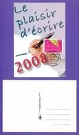 Frankreich  2008 Mi.Nr. 4408 , EUROPA CEPT - Der Brief - Maximum Card - First Day  4.05.2008 - Europa-CEPT