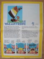 Le Vacanthrope. - Spirou 20 Juillet 1978. - Jannin Wasterlain Mitacq ... - Spirou Magazine