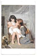 Cpa...illustrateur X.Bricard...le Petit Frère... - Illustrateurs & Photographes