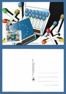 Frankreich  2006  Mi.Nr. 2800 , EUROPA CEPT - Integration - Maximum Card - First Day  30-04-2006 - Europa-CEPT