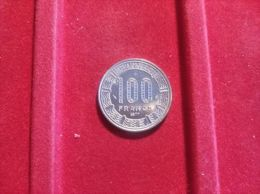 GABON 100 FRANCS 1977 - Gabon