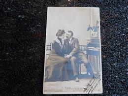 Série Les Joies De La Vie De Famille, N°2, Mariés, Lune De Miel (Joseph Martens, Bruges), 1904   (Z6) - Couples