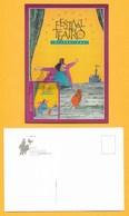 Portugal / Madeira  2003  Mi.Nr. 222 , EUROPA CEPT - Plakatkunst - Maximum Card - First Day  2003.05.05 - Europa-CEPT