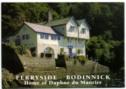 Ferryside - Bodinnick - Home Of Daphne Du Maurier - England