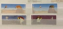 Namibia 1999 Bird Sof Prey Set MNH - Eagles & Birds Of Prey