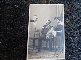 Série Les Joies De La Vie De Famille, N°4, C'est Une Fille !! (Joseph Martens, Bruges), 1904   (Z6) - Couples