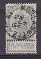 N° 53  MORLANWELZ - 1893-1907 Armoiries