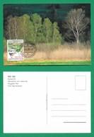 Liechtenstein  1999  Mi.Nr. 1191 , EUROPA CEPT - Natur- Und Nationalparks - Maximum Card - First Day  01.03.1999 - Europa-CEPT
