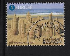 Europa Kastelen - Used Stamps