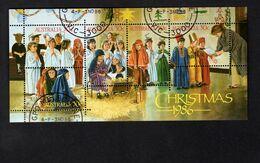 909008806 1986  SCOTT 1008  FIRST DAY CANCEL - CHRISTMAS - 1980-89 Elizabeth II