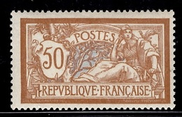 France Merson YT N° 120 Neuf *. Gomme D'origine. B/TB. A Saisir! - France