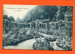 ET/215 ROSERAIE DE L HAY LES ROSES ARCADES - L'Hay Les Roses