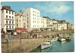 Esplanade - St. Peter Port - Guernsey - Guernsey