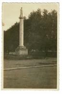Tournus - Carte Photo - Monument Aux Morts - Circulé Sans Date - France