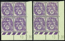 N° 233 10c Blanc 13-2-30 (les 2 Galvanos) 1ex*        Qualité:* Cote: 110 - ....-1929