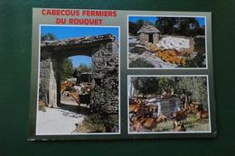 J 4 )  CABECOUS FERMIERS DU ROUQUET   LE ROUQUET LOUBRESSAC - Autres Communes