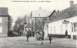 62 ST JOSSE SUR MER LA ROUTE DETAPLES - Francia