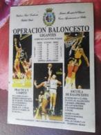 Baloncesto Basket Ball Small Sticker Bilbao - Basketbal - NBA