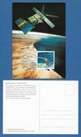 BRD  1991  Mi.Nr. 1526 , EUROPA CEPT - Europäische Weltraumfahrt - Maximum Card - First Day  2.5.1991 - Europa-CEPT