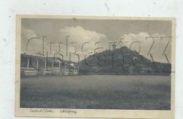 Forbach (57) : Le Stade Et Vue Sur Les Ruines Du Château En 1950 PF. - Forbach