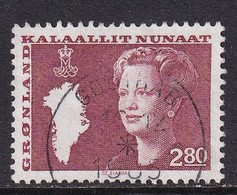 Greenland 1985, Minr 155 Vfu - Oblitérés