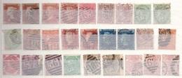 Gran Bretagna GB, Ottima Collezioncina Di Francobolli Usati -CH71 - Sammlungen