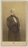 CDV 1870-80 Ch. Barenne à Paris . Paul Lenormant . - Alte (vor 1900)