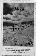 DEPT 66 : édit. ? : Col De Puymorens ( Skieurs ) - Frankrijk