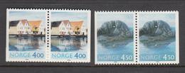 Norway MNH Michel Nr 1176/77 From 1995 / Catw 10.00 EUR - Noorwegen