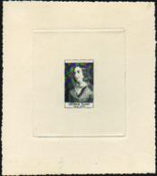 N° 1112 George Sand épreuve D'artiste Non émis - Prove D'artista