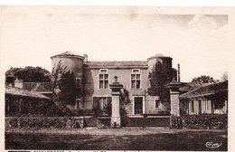 CPA BISCARROSSE - CHATEAU DE MONTBRON - Biscarrosse