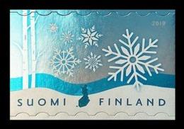 Finland 2019 Mih. 2668 Christmas. Snowflakes MNH ** - Finlandia