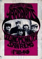 THE YARDBIRDS - SANREMO DU 9 AU 12 FEVRIER 1966 - Affiches & Posters