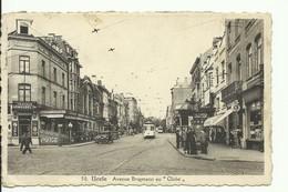 CP.Bruxelles-BRUXELLES (ex-Collection DELOOSE) - Uccle Avenue Brugmann AuGlobe + TRAM 58 - W0471 - Uccle - Ukkel