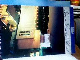 GIAPPONE JAPAN HOTEL ORIGINAL JAP TOKYO ISAWA GRAND HOTEL  1980?  HJ3464 - Dépliants Turistici