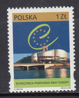 Poland MNH Michel Nr 3762 From 1999 / Catw 1.00 EUR - 1944-.... Republic