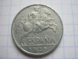 10 Centimos 1945 - 10 Céntimos