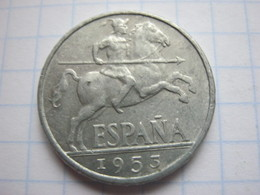 10 Centimos 1953 - 10 Céntimos