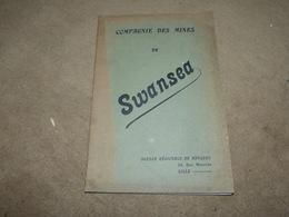 Rare Plaquette Compagnie Des Mines De Swansea Comté De Yuma Arizona Photos Rapport évolution Année 1913 - Cultuur