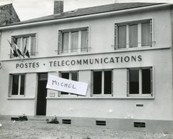 Ardennes.LIART.1964 Inauguration Bureau Des Postes. 2 Photos - Foto's