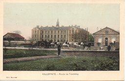 Villepinte. Route De Tremblay - Villepinte