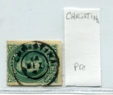 BRAZIL DOM PEDRO CHRISTINA  CANCEL BRASIL  32926 081119 - Brasilien