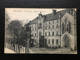 24 - THIVIERS - Le Couvent - Hopital Militaire -2402 F - Thiviers