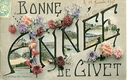 Bonne Année De GIVET - Givet