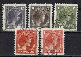 Luxemburg 1945 O - Usati