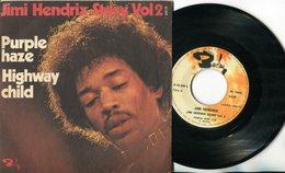 Jimi Hendrix - 45t Vinyle - Purple Haze - Story Vol 2 - Hard Rock & Metal